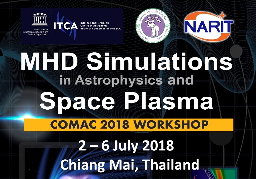 COMAC2018 Workshop
